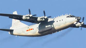 Shaanxi Y-8T (Shaanxi)