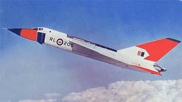Avro Canada CF-105 Arrow (Avro Canada)