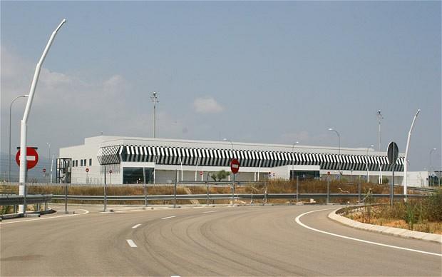 Castellón–Costa Azahar Airport