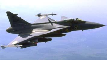 SAAB JAS.39 Gripen (SAAB)