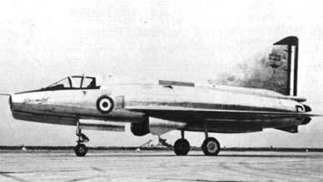 SNCASE SE.212 Durandal (SNCASE (Sud-Est))