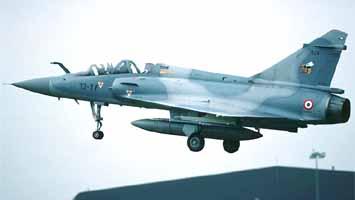 Dassault-Breguet Mirage 2000B (Dassault-Breguet)