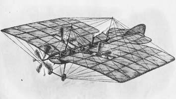 Самолет можайского самолет
