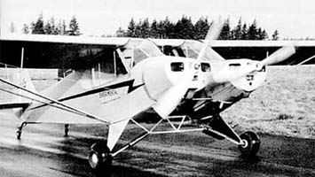 Wagner Twin Cub (Wagner)