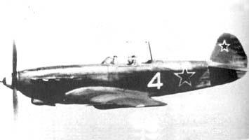 Яковлев Як-9М (ОКБ Яковлева)