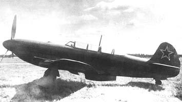 Яковлев Як-9УВ (ОКБ Яковлева)