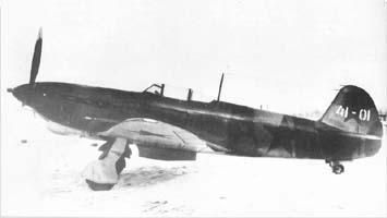 Яковлев Як-7П (ОКБ Яковлева)