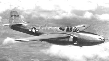 Bell P-59A Airacomet (Bell)