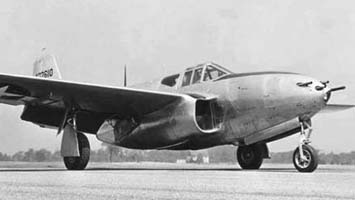 Bell P-59B Airacomet (Bell)