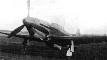 Яковлев Як-1 М-106П (ОКБ Яковлева)