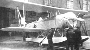 Svenska Aero SA-10 Piraten (Svenska Aero)