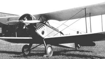 Stampe-et-Vertongen SV-22 Lynx (Stampe-et-Vertongen)