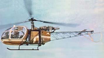 SA.318 Alouette II