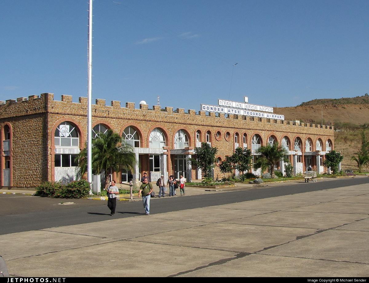Gondar (Gondar) (GDQ)