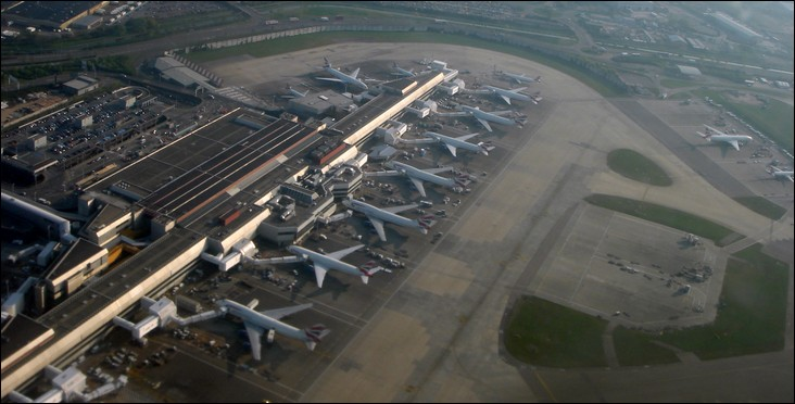 Самые большие аэропорты в мире 2011 год