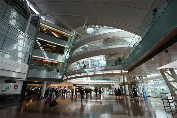 Международный аэропорт Токио