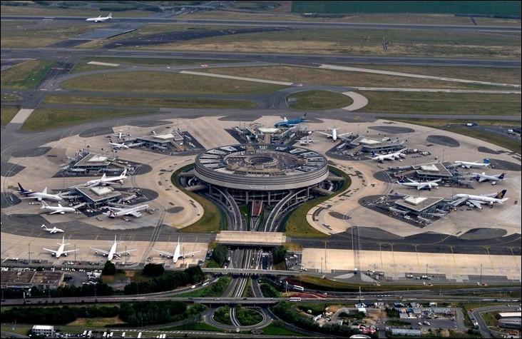 Международный аэропорт имени Шарля де Голля