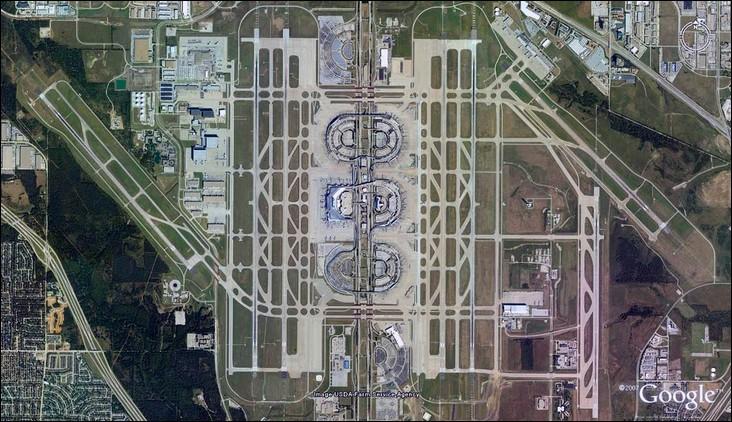 Международный аэропорт Даллас-Форт Уорт