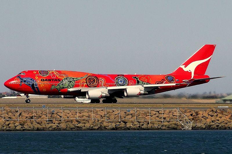 Необычные раскраски самолетов