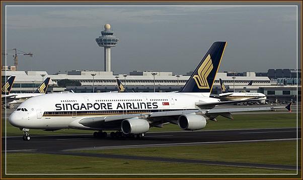 На борту Singapore Airlines A380: Большое путешествие (Часть 1)
